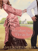 Stealing the Preacher (The Archer Brothers Book #2)