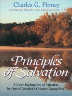 Principles of Salvation