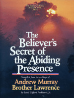The Believer's Secret of the Abiding Presence