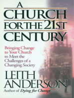 A Church for the 21st Century