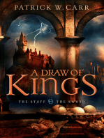 A Draw of Kings (The Staff and the Sword)
