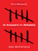 10 Answers for Atheists