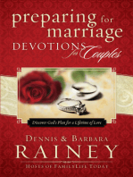 Preparing for Marriage Devotions for Couples