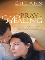 How to Pray for Healing