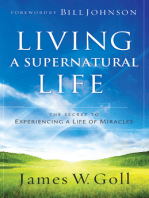 Living a Supernatural Life