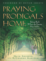 Praying Prodigals Home