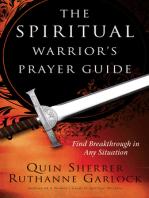 The Spiritual Warrior's Prayer Guide