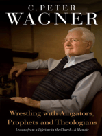 Wrestling with Alligators, Prophets, and Theologians