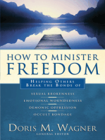 How to Minister Freedom