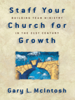Staff Your Church for Growth