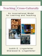 Teaching Cross-Culturally