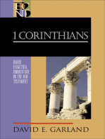 1 Corinthians (Baker Exegetical Commentary on the New Testament)