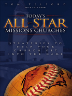 Today's All-Star Missions Churches