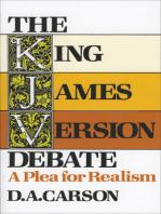 The King James Version Debate