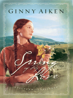 Spring of My Love (Silver Hills Trilogy Book #3)