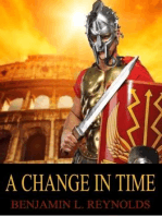 A Change in Time