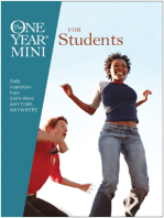 The One Year Mini for Students