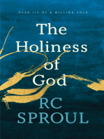 The Holiness of God