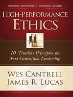 High-Performance Ethics