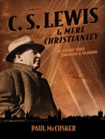 C. S. Lewis & Mere Christianity