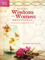 The One Year Wisdom for Women Devotional