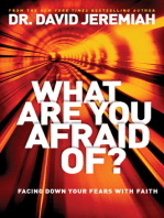 What Are You Afraid Of?