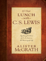 If I Had Lunch with C. S. Lewis