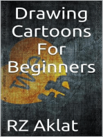 Drawing Cartoons For Beginners