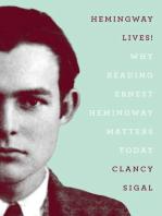 Hemingway Lives!