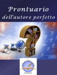 Prontuario dell'autore perfetto