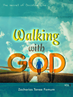 Walking With God (Volume One)