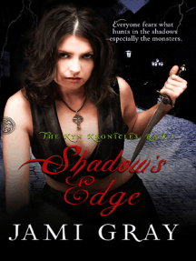Shadow's Edge: The Kyn Kronicles ~ Book 1