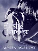 First & Forever (The Crescent Chronicles #4)