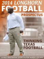 2014 Longhorn Football Prospectus