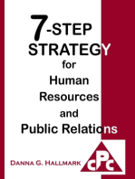 7-Step Strategy for Human Resources and Public Relations