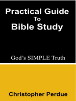 Practical Guide to Bible Study