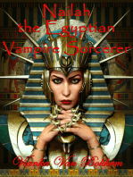 Nailah the Egyptian Vampire Sorcerer