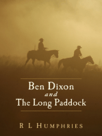 Ben Dixon and The Long Paddock