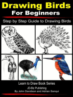 Drawing Birds for Beginners