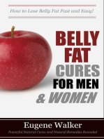 Belly Fat Cures for Men and Women