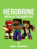 Herobrine Arena of the Monsters