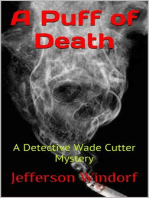 A Puff of Death (A Detective Wade Cutter Mystery)