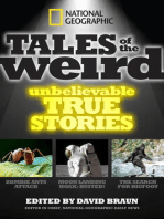 National Geographic Tales of the Weird: Unbelievable True Stories