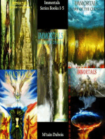 Immortals Series Books 1-5