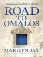 Road to Omalos