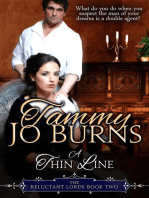 A Thin Line (The Reluctant Lords, #2)