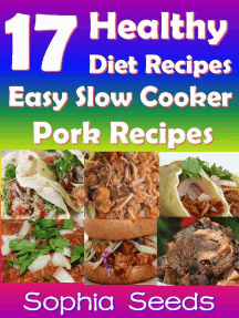 17 Healthy Diet Recipes - Easy Slow Cooker Pork Recipes: Go Slow Cooker Recipes
