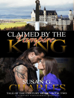 Claimed by the Vampire King: Tale of the Century Bride, #2
