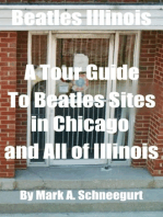 Beatles Illinois A Tour Guide To Beatles Sites in Chicago and All of Illinois