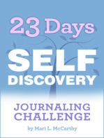 23 Days Self-Discovery Journaling Challenge